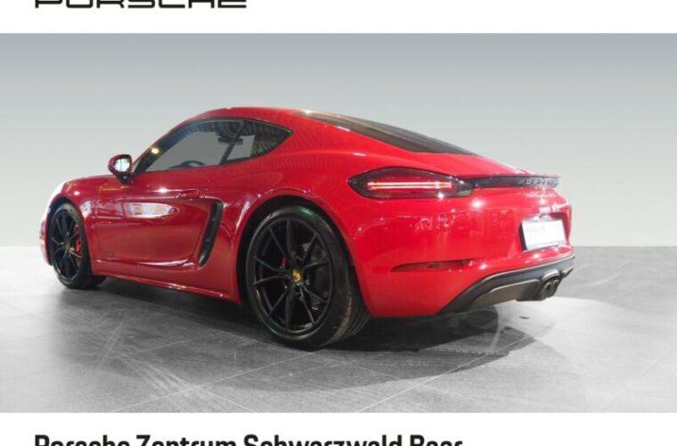 Porsche Cayman GTS 3