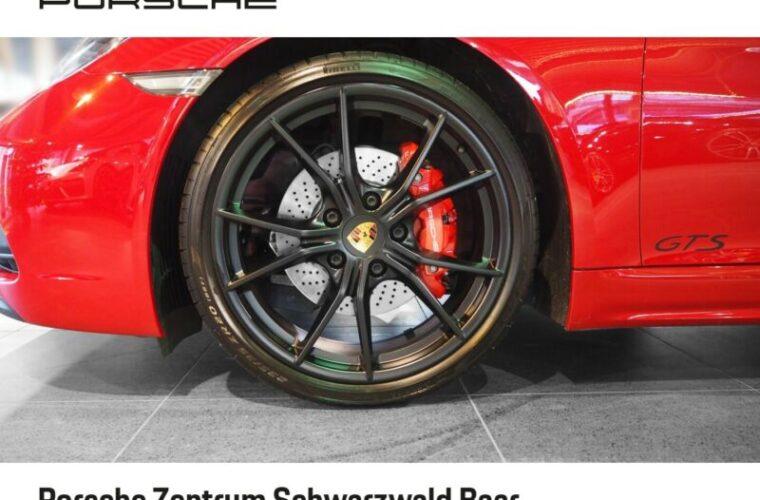 Porsche Cayman GTS 5