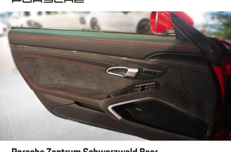 Porsche Cayman GTS 8
